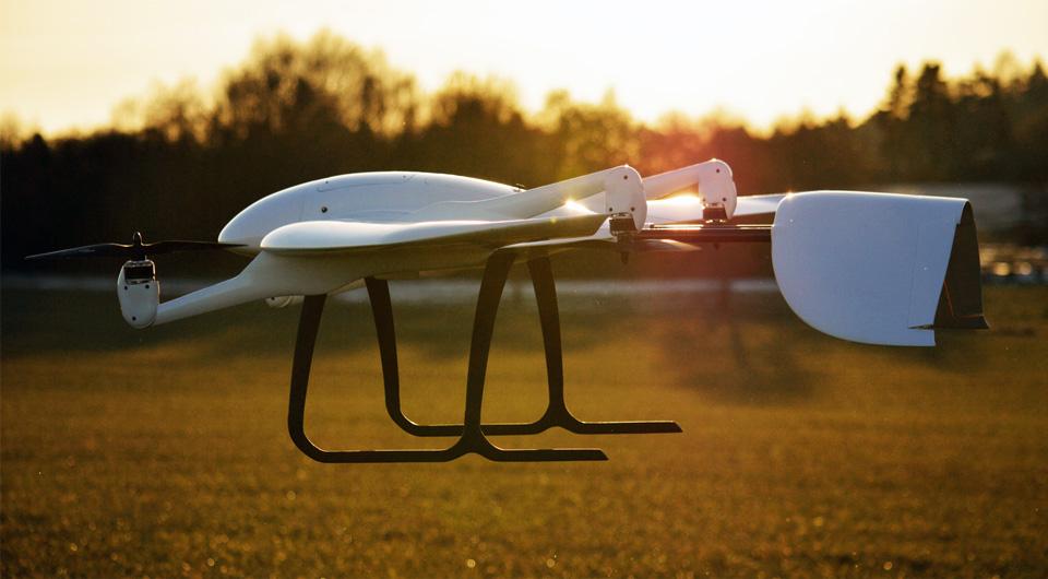 Dronecert Drohnenschulung mit Kenntisnachweis / Drohnenführerschein mit dem Wingcopter in Kassel